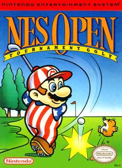 NES Open Tournament Golf (NA)