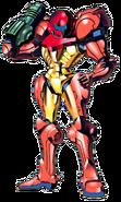 Super Metroid (Samus Varia Suit)