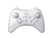 Wii U - Pro Controller (White) 01