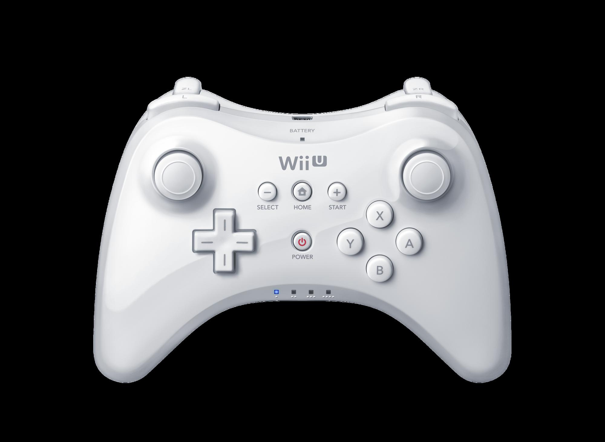 Wii U Pro Controller | Nintendo | FANDOM powered by Wikia