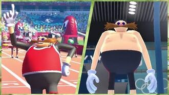 All 24 Events (Eggman gameplay) Mario & Sonic at the Olympic Games Tokyo 2020 (Switch)