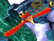 Kazooie - Picos Fuegohelados