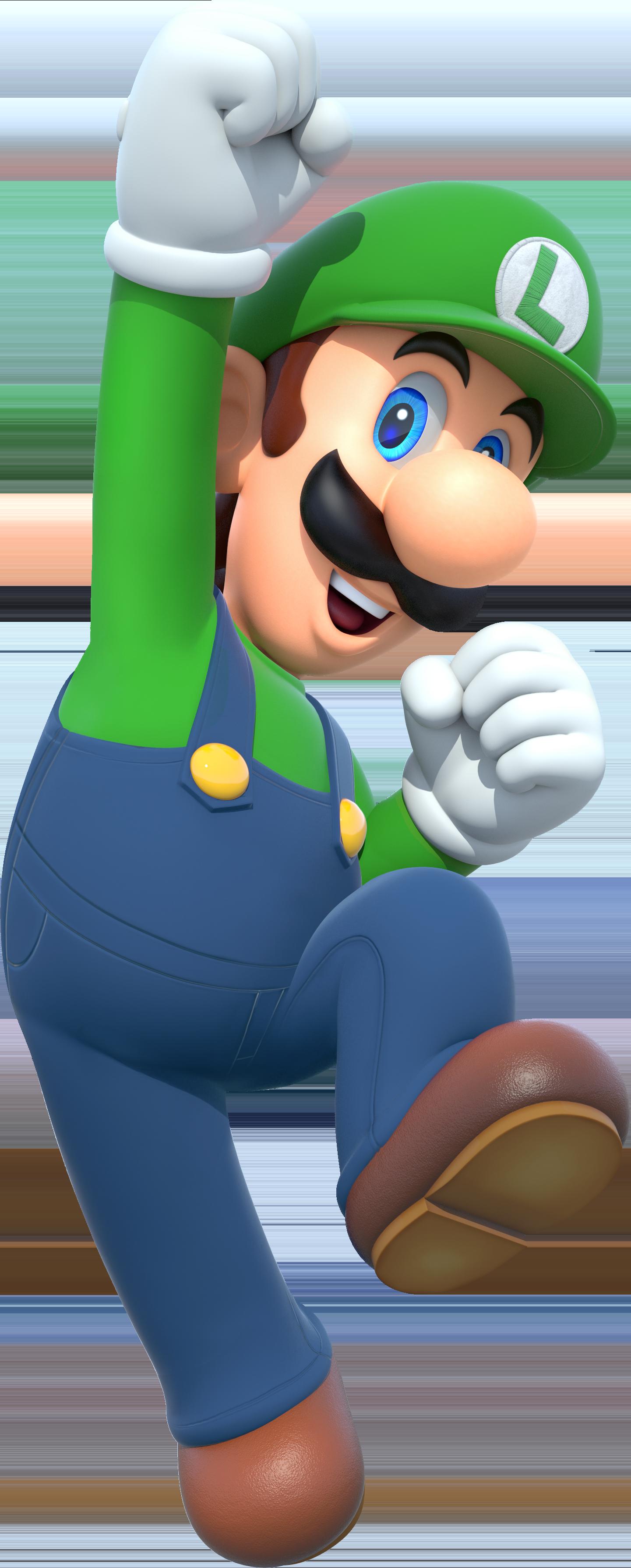 Luigi Nintendo FANDOM powered by Wikia