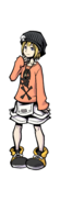 The World Ends with You Final Remix - Character Art - Rhyme 6