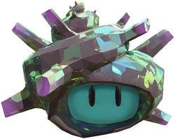 WiiU Splatoon 050715 artwork item SuperSazae