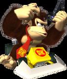 Donkey Kong - MKDS