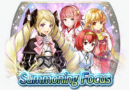Fire Emblem Heroes - Summoning Banner - The War of Clerics Block A