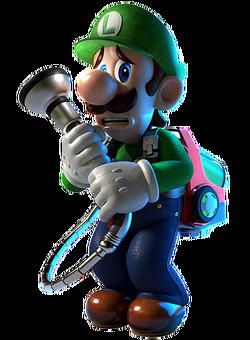 LM3 Luigi