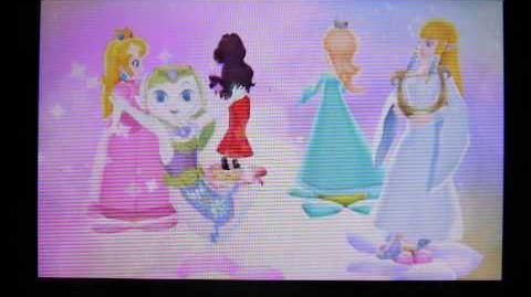 Nintendo Starlets panel