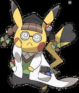 ORAS PhD Pikachu