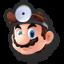 SSB3DSWU Dr. Mario stock