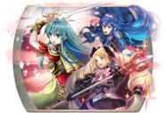 Fire Emblem Heroes - Summoning Banner - Princesses