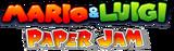 Mario & Luigi Paper Jam Logo