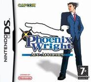 Phoenix Wright Ace Attorney (EU)