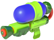 Splatoon - Weapon 01