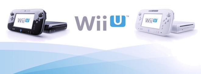 Wii U Banner
