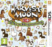 Harvest Moon 3D A New Beginning (EU)