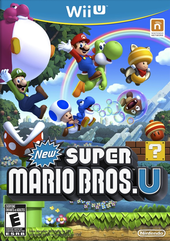 New Super Mario Bros. U | Nintendo | Fandom
