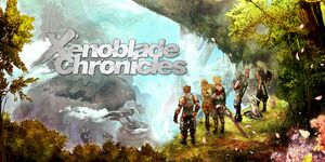XenobladeChronicles Wii