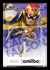 Amiibo - SSB - Captain Falcon - Box