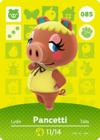 Animal Crossing Amiibo Card 085