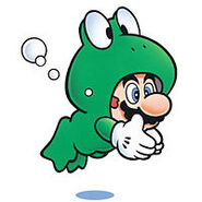 Frog Mario