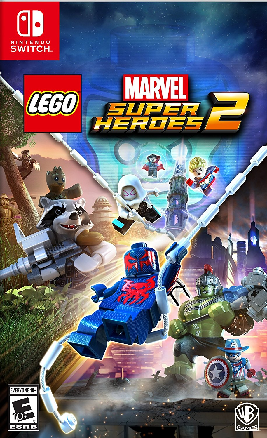 New Games: LEGO MARVEL SUPER HEROES 2 (PC, PS4, Xbox One ... |Lego Marvel Superheroes 2