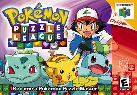 Pokémon Puzzle League boxart (NA)