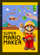 Super Mario Maker - Illustration 01