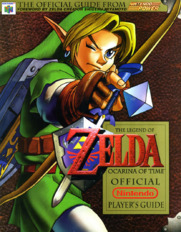 Zelda Ocarina of Time Player's Guide