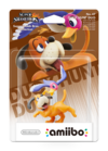 Amiibo - SSB - Duck Hunt - Box