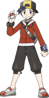 Ethan (Pokémon Trainer)
