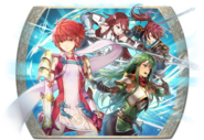 Fire Emblem Heroes - Summoning Banner - Pegasus Knights