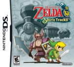 Legend of Zelda Spirit Tracks (NA)
