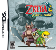 Legend of Zelda Spirit Tracks (NA)