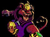 Lion (Code Name: S.T.E.A.M.)