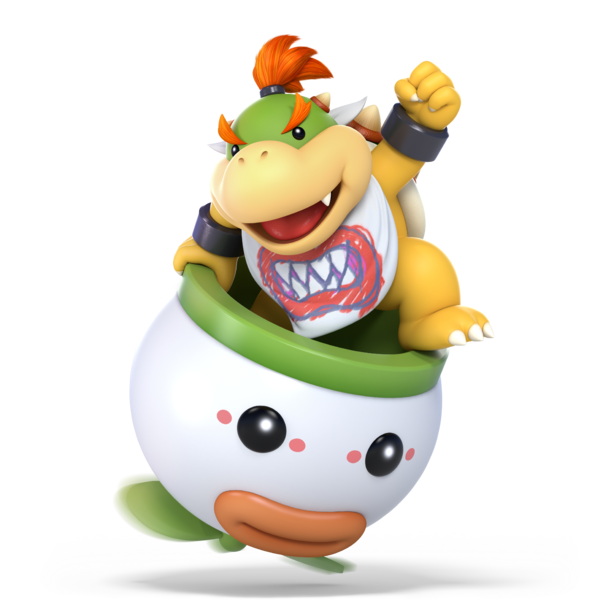 Bowser Jr Nintendo Fandom