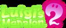 Luigi's Mansion 2 logo