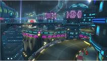 Neo Bowser City MK8D