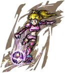 Peach - Mario Strikers Charged