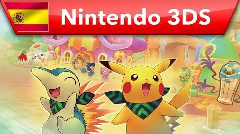 Pokémon Mundo megamisterioso - Tráiler de presentación (Nintendo 3DS)