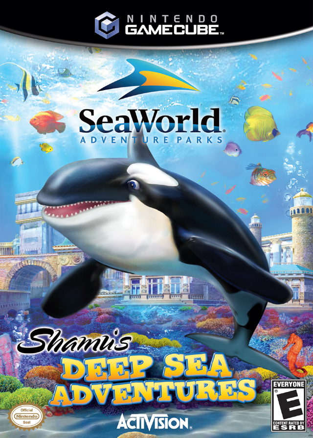 sea world adventure parks shamus deep sea adventures