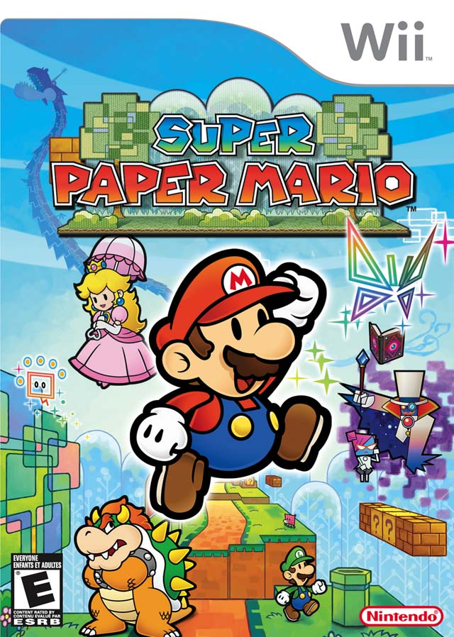 Super Paper Mario | Nintendo | FANDOM powered by Wikia
