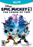 Disney Epic Mickey 2 The Power Of Two (Wii U) (NA)