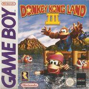 Donkey Kong Land III (EU)