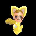 Miitopia Cat