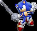 Sonic M&S London