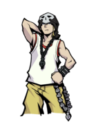 The World Ends with You Final Remix - Character Art - Beat 12