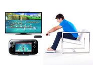 Wii Fit U demo 8