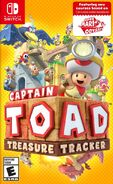 Captain Toad Treasure Switch NA
